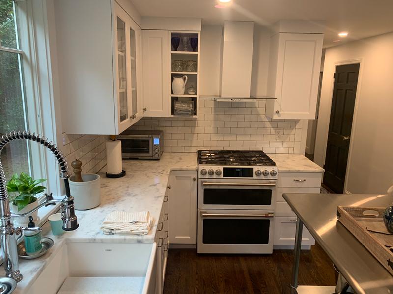 New kitchen in Portsmouth