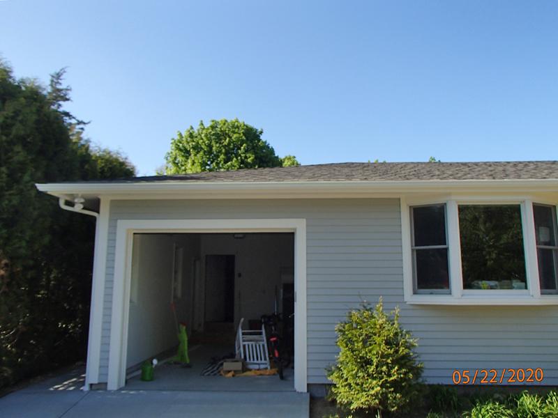 Addition and Garage in Jamestown RI